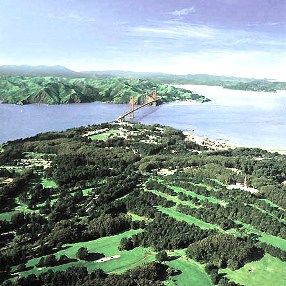Presidio Golf Course,San Francisco, California,  - Golf Course Photo