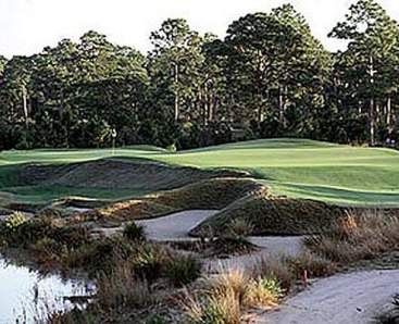 PGA Village,  Dye Course ,Port Saint Lucie, Florida,  - Golf Course Photo