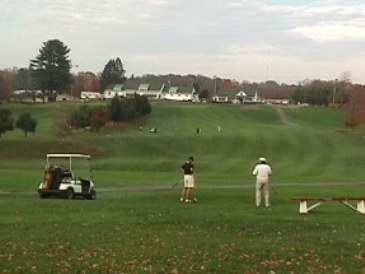 Amsterdam Municipal Golf Course,Amsterdam, New York,  - Golf Course Photo