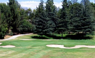 Golf Course Photo, Knollwood Golf Course, Granada Hills, 91344