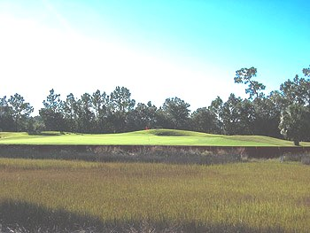 Charleston National Country Club, Mount Pleasant, South Carolina, 29466 - Golf Course Photo