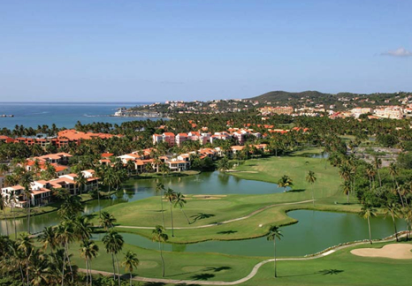 Palmas del Mar Golf Club, Flamboyan Course,Humacao, Puerto Rico,  - Golf Course Photo