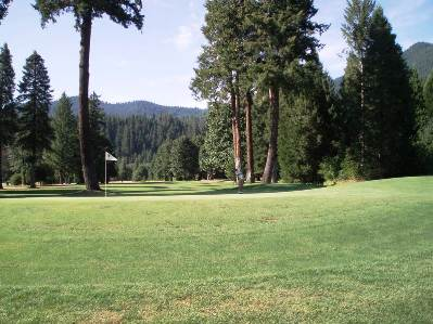 Tokatee Golf Club, Blue River, Oregon, 97413 - Golf Course Photo