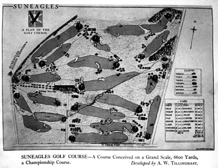 Sun Eagles Golf Course,Fort Monmouth, New Jersey,  - Golf Course Photo