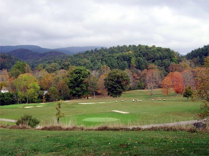 Oakhurst Links,White Sulphur Springs, West Virginia,  - Golf Course Photo