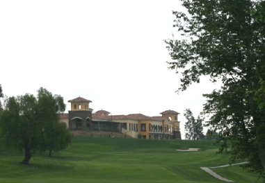 Red Hill Country Club, Red Hill Golf Course,Rancho Cucamonga, California,  - Golf Course Photo