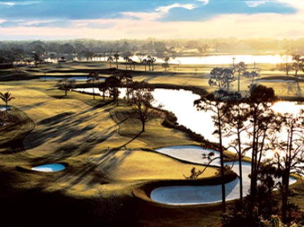 PGA National Resort & Spa -Champion, Palm Beach Gardens, Florida, 33418 - Golf Course Photo