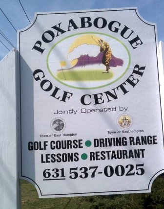 Poxabogue Golf Course,Bridgehampton, New York,  - Golf Course Photo