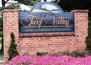 Turf Valley Resort - Hialeah Course,Ellicott City, Maryland,  - Golf Course Photo