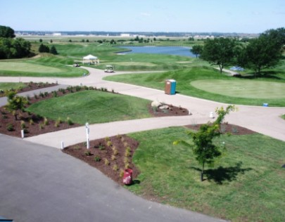 Highlands Golf Course, Lincoln, Nebraska, 68521 - Golf Course Photo