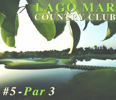 Golf Course Photo, Lago Mar Country Club, Plantation, 33325