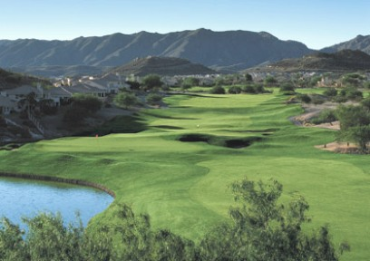 Foothills Golf Club, The, Phoenix, Arizona, 85048 - Golf Course Photo