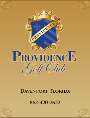 Golf Course Photo, Providence Golf Club, Davenport, 33837