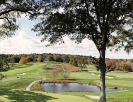 Dedham Country & Polo Club,Dedham, Massachusetts,  - Golf Course Photo