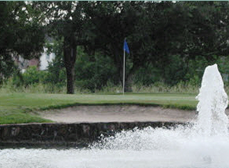 Golf Course Photo, Goose Creek Country Club, CLOSED 2014, Baytown, 77521