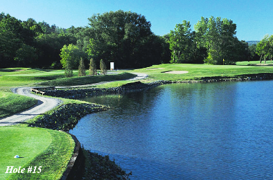 Links At Erie Village, The,East Syracuse, New York,  - Golf Course Photo
