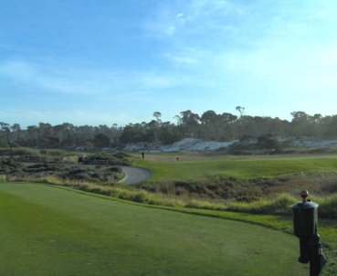 Golf Course Photo, The Links At Spanish Bay, Spanish Bay Golf Course, Pebble Beach, 93953