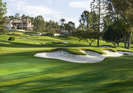 Hacienda Golf Club,La Habra Heights, California,  - Golf Course Photo