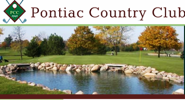 Golf Course Photo, Pontiac Country Club, Waterford, 48328
