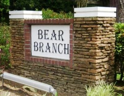 Bear Branch Golf Course, CLOSED 2009, Jasper, Alabama, 35503 - Golf Course Photo
