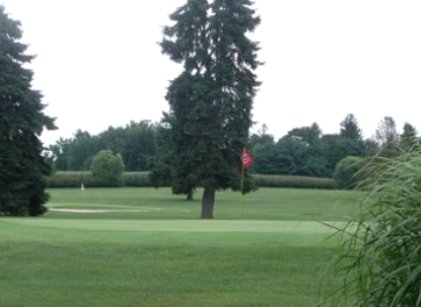 Evergreen Golf Course, Executive Course,Manheim, Pennsylvania,  - Golf Course Photo