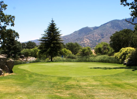 Horse Thief Country Club, CLOSED 2018, Tehachapi, California, 93561 - Golf Course Photo