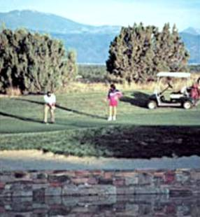 Links De Santa Fe,Santa Fe, New Mexico,  - Golf Course Photo