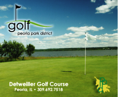 Detweiller Golf Course,Peoria, Illinois,  - Golf Course Photo
