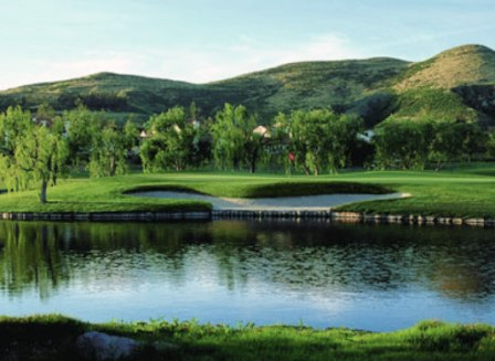 Golf Course Photo, Wood Ranch Golf Club, Simi Valley, 93065