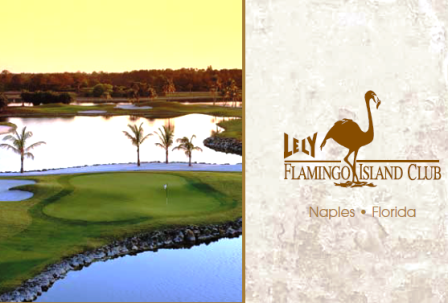 Lely Flamingo Island Club, Flamingo Golf Course,Naples, Florida,  - Golf Course Photo