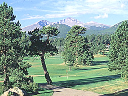 Estes Park Golf Course,Estes Park, Colorado,  - Golf Course Photo