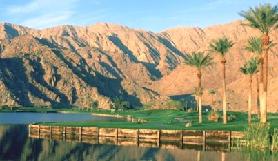 La Quinta Resort, Mountain Golf Course, La Quinta, California, 92253 - Golf Course Photo