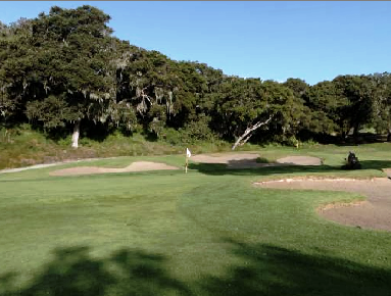 Laguna Seca Golf Club, Monterey, California, 93940 - Golf Course Photo