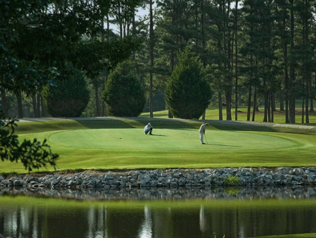 Cullman Municipal Golf Course,Hanceville, Alabama,  - Golf Course Photo