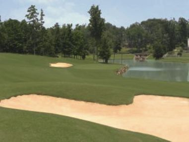 Highland Creek Golf Club, Charlotte, North Carolina, 28269 - Golf Course Photo
