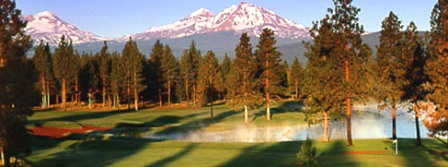 Aspen Lakes Golf Course, Sisters, Oregon, 97759 - Golf Course Photo