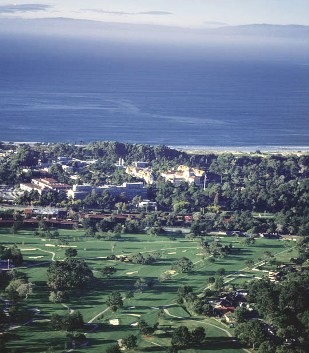 Golf Course Photo, Del Monte Golf Course, Monterey, 93940