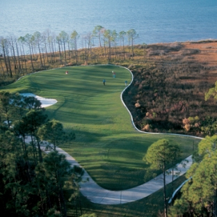 Sandestin Resort - Burnt Pine Golf Club Course,Sandestin, Florida,  - Golf Course Photo