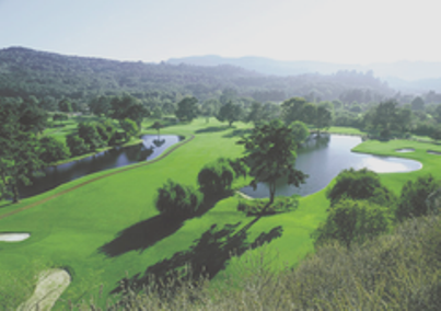 Quail Lodge Resort & Golf Club, Carmel, California, 93923 - Golf Course Photo