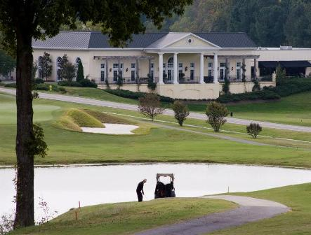 Cross Creek Country Club,Mount Airy, North Carolina,  - Golf Course Photo