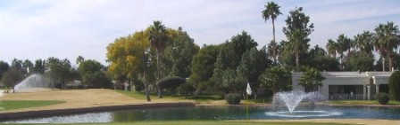 Golf Course Photo, Fountain Of The Sun Country Club, Mesa, 85208