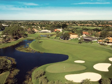 Golf Course Photo, PGA National Resort, The Squire Course, Palm Beach Gardens, 33418