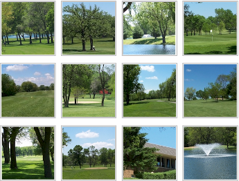 Golf Course Photo, Bristol Oaks Country Club, Bristol, 53104
