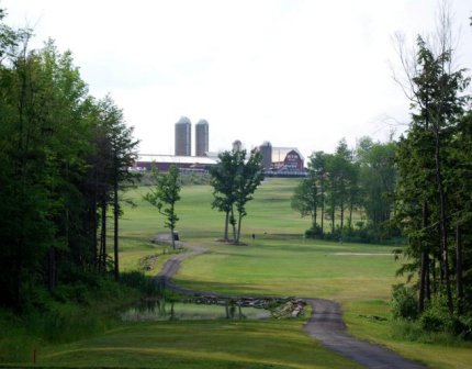 Pheasant Hill Country Club,Owego, New York,  - Golf Course Photo