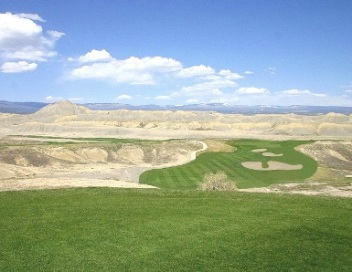 Golf Course Photo, Devils Thumb Golf Club, Delta, 81416