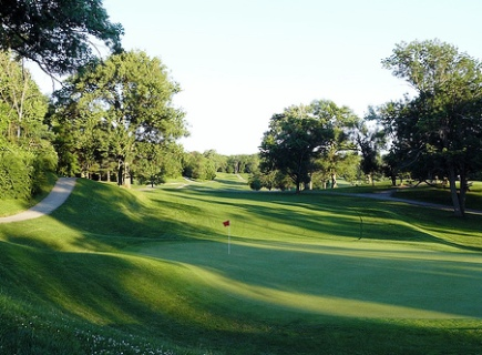 Golf Course Photo, Community Golf Course, Hills Course, Dayton, 45409