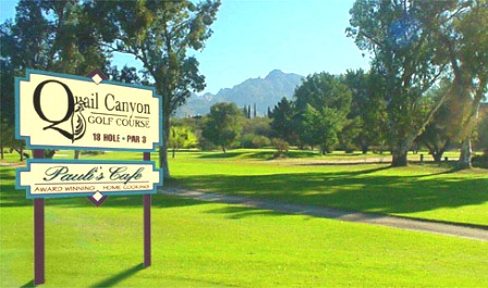 Golf Course Photo, Quail Canyon Golf Course, Tucson, 85704