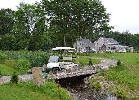 Hampden Country Club,Hampden, Maine,  - Golf Course Photo