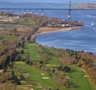 Montaup Country Club,Portsmouth, Rhode Island,  - Golf Course Photo