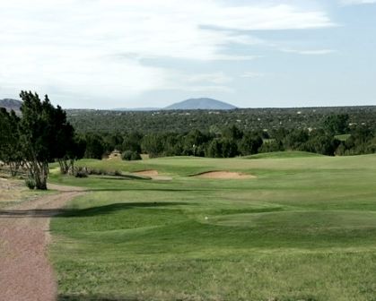 Silver Creek Golf Club,White Mountain Lake, Arizona,  - Golf Course Photo